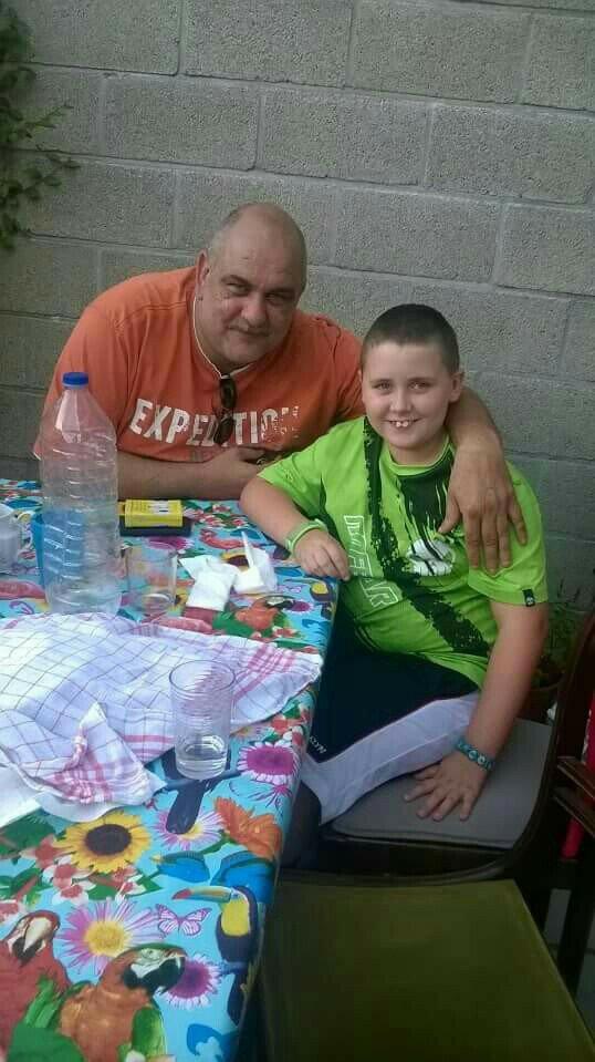 Mon lolo et son papa