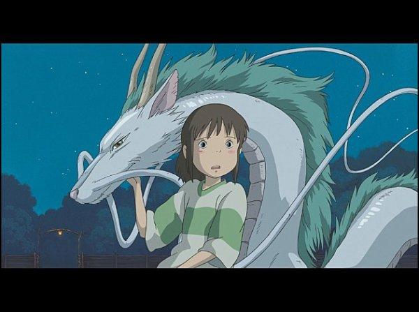Le Voyage de Chihiro / Chihiro の旅行