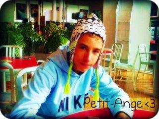 ~ Petit Ange ; Jet'aime èternellement <3
