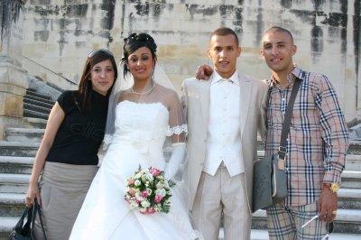 le jour du mariage a mon frere , didi,84000