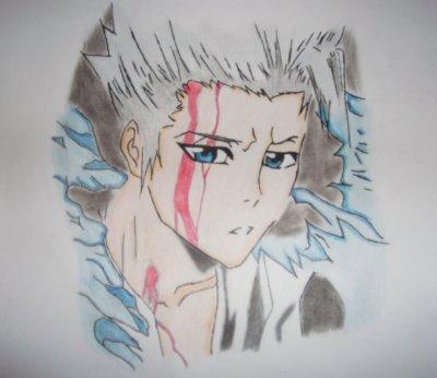 hitsugaya toshiro (BLEACH)