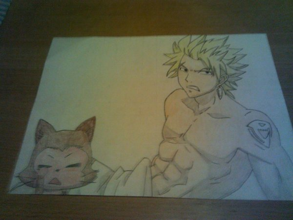 Sting et Lecter de Sabertooth - Fairy Tail