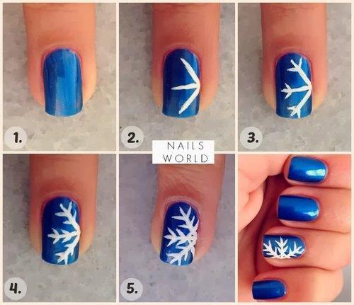 2 nailt art hyper symple et très beaux