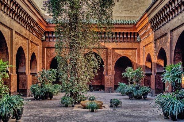 Riad de Luxe au Maroc