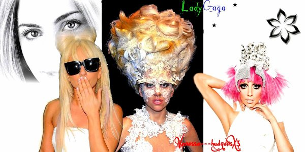 Lady Gaga extraverti !