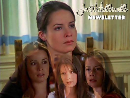 Newsletter de JustHalliwell
