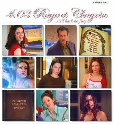 >> Article: Episode. Rage& Chagrin (he hath no fury)