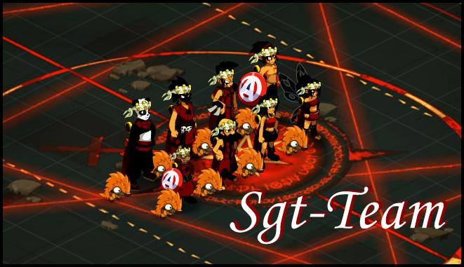 La Sgt-Team Dofus Kuri