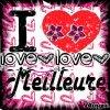 I love you mes amours de meilleur amies <3