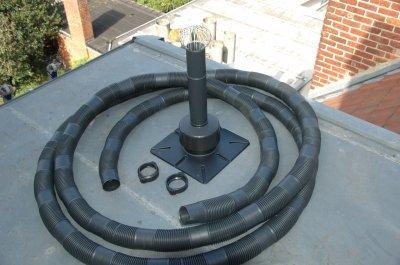 un tubage en ppe pour chaudi re a condensation blog de sanichauffageserviceplus. Black Bedroom Furniture Sets. Home Design Ideas