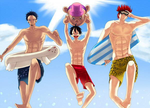 Bienvenue a la One Piece Academy !
