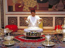 thé maroccain