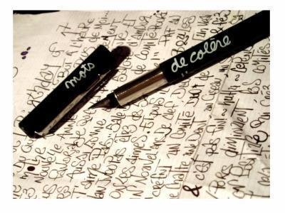 Quand la passion de l'écriture passe avant tout...