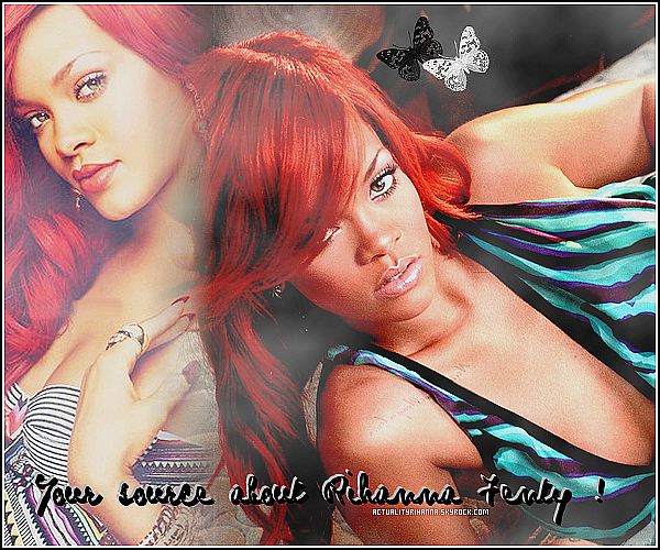 . Bienvenue sur ActualityRihanna ♦___________Ta meilleure source sur Rihanna Fenty !.