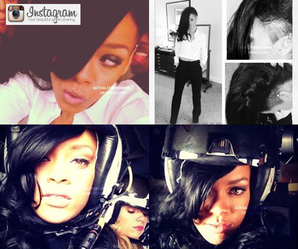 """. 03 AVRIL - Rihanna était à l'avant-première du film """"Battleship"""" à Tokyo, au Japon. Top ou Flop ?Rihanna devrait faire une tournée mondiale en 2013 et enregistrer quelques sons ! Content ou pas ?."""