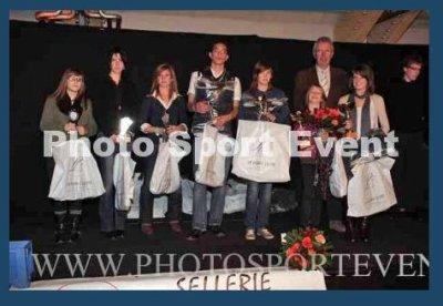 Remise des prix de la saison de dressage E5 E7 2011