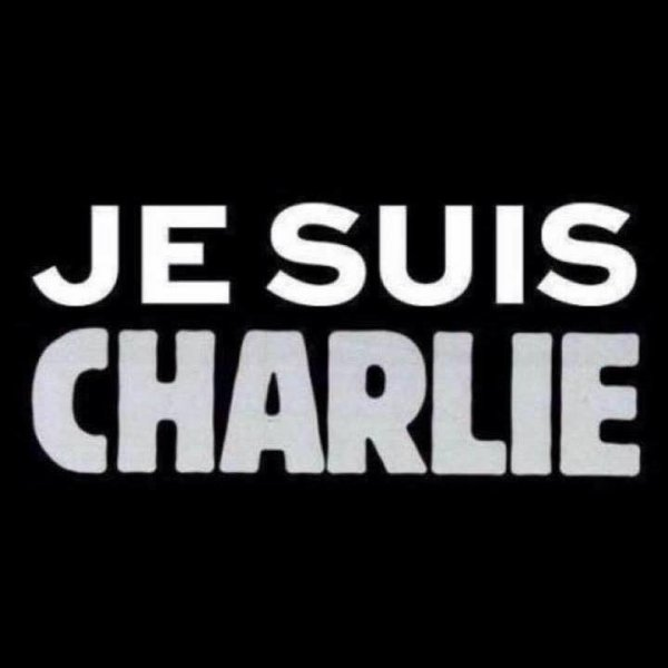 Je suis Charlie #Hommage