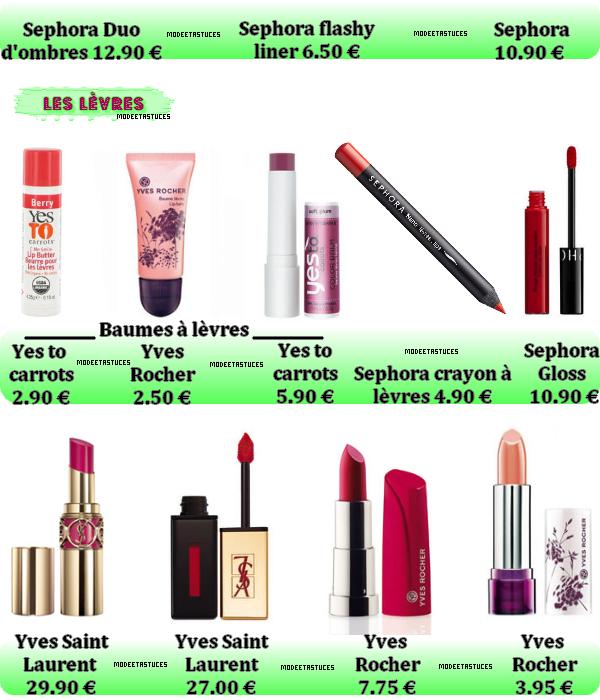 Article 13 : De la couleur dans ton make-up !