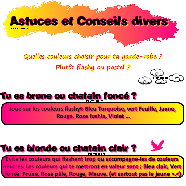 Article 15 : Conseils