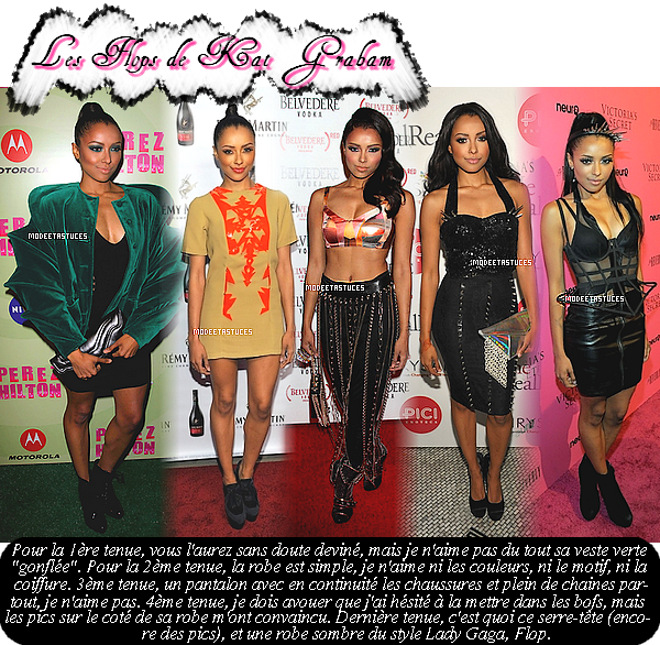 Article 19 : Zoom Style sur Katerina Graham