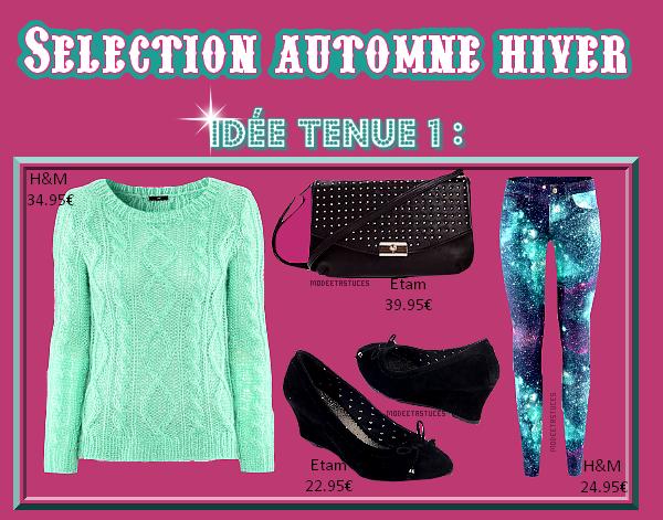 Article 34 : Sélection Automne Hiver :)