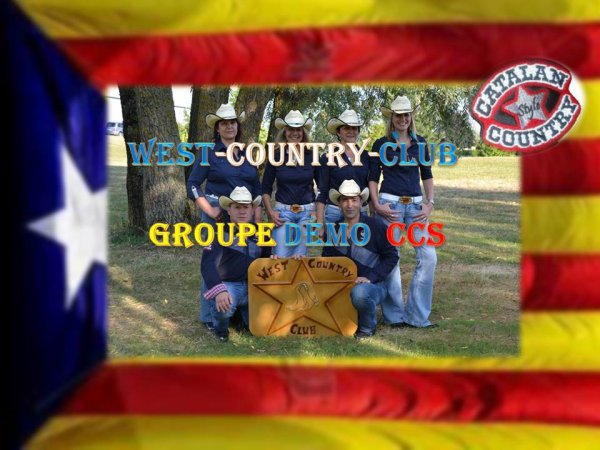 GROUPE DEMO COUNTRY CATALANE STYLE 2013