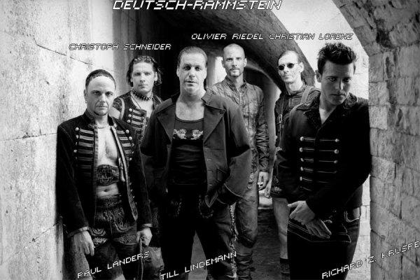 Deutsch-Rammstein Présente ... | _________________________RAMMSTEIN. ♥ ♫