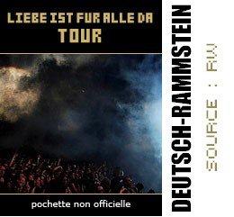 LIEBE IST FÜR ALLE DA : Nouvel Album, Nouvelle tournée.