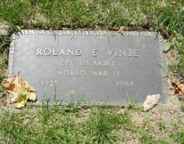 ROLAND E VINJE 36755541