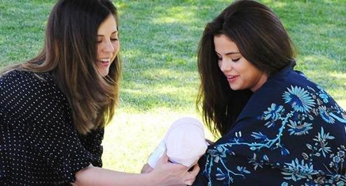 Gracie et Selena