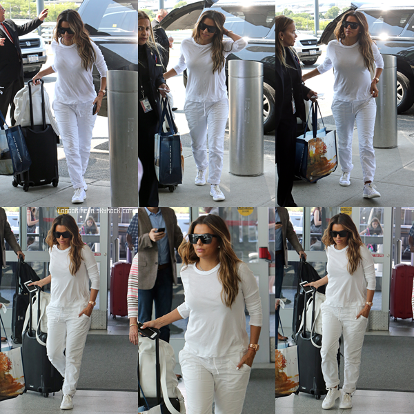 09/08/17 : Eva se trouvait à l'aéroport JFK, à - New-York. [/font=Arial]