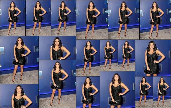 08/12/17 : Eva était présente au « 8th Annual Bombay Sapphire Artisan Series Finale», - àMiami Beach. J'aime beaucoup la tenue qu'elle porte. Eva est magnifique ! Je lui accorde donc un beau top !