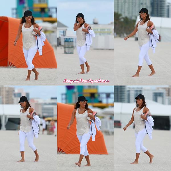18/01/17 : Eva sur la place de Miami.