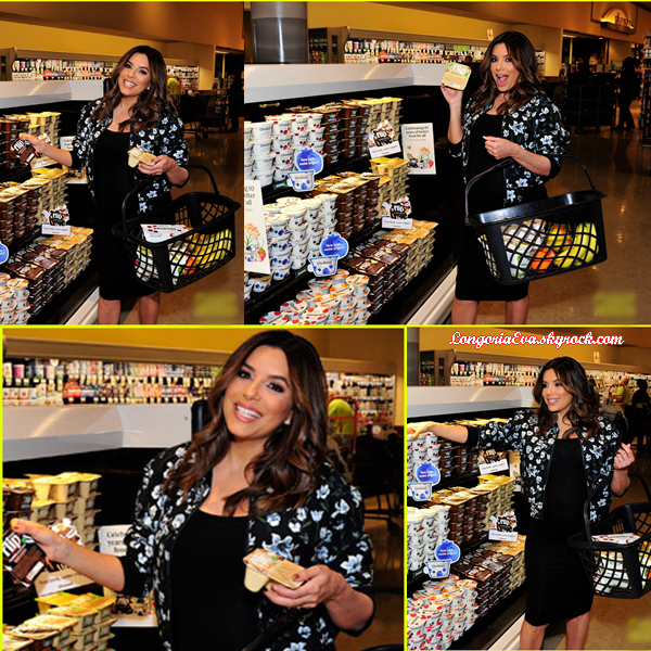 26/02/18 : Eva était présente lors du 10e anniversaire de « Chobani's Yogurt » à Los Angeles , en - Californie. La belle actrice nous offre une tenue très jolie tout en étant décontractée, top pour la tenue !