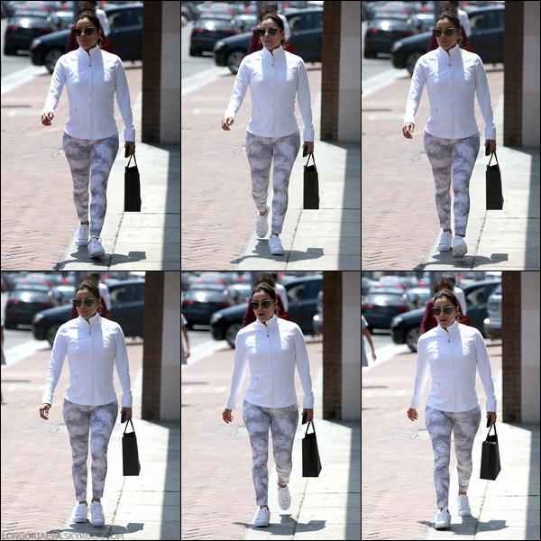 22/06/17 : Eva de sortie à Beverly Hills , en - Californie.