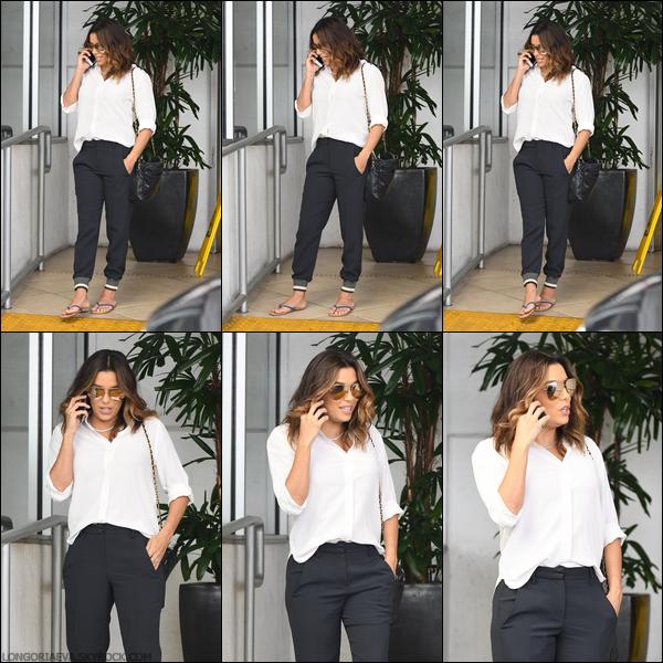 16/06/17 : Eva de sortie à Los Angeles , en - Californie.