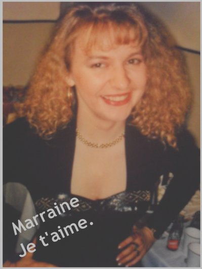 MARRAIINE  3ANS & 1M0IS QUE TU ES LA HAUT =(  (lL)