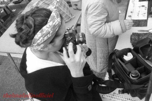 Thelma est sa passion pour la photographie !!!