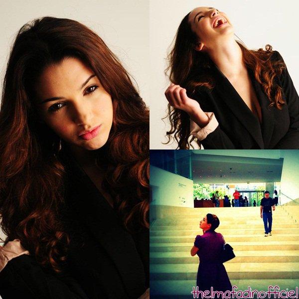 De nouvelles photos d'un shoot viennent d'apparaître et aussi sur le set de Mentira la verdad