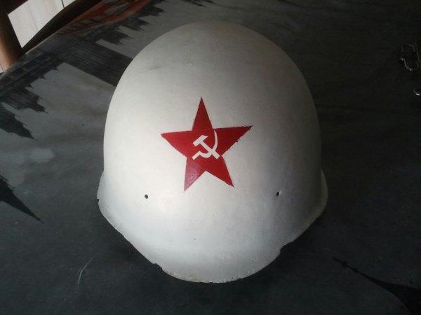 Mon casque russe