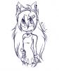 Mon dessin pour le concour de Stella-The-Fox !