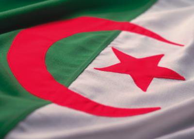 Algérie man pays