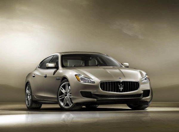 Maserati quatroporte