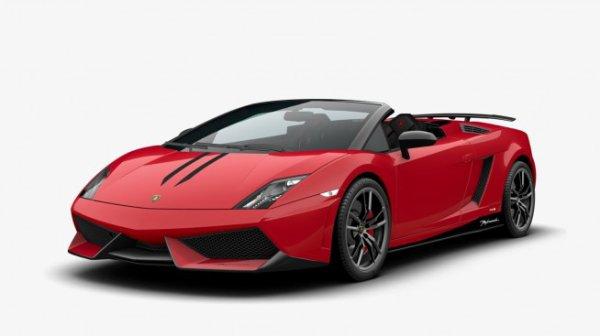 Lamborghini Gallardo Spyder LP570-4