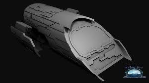 Un vaisseau de la cité d'Atlantis mais qu'on peut apercevoir dans stargate sg-1 dans l'episode retour vers le futur