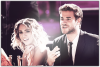 24/03/12 : Miley et Liam à l'évènement caritative Celebrity Fight Night à Phoenix.
