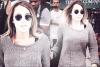 24/04/12 : Miley sortant de son cours de Pilate à West Hollywood.