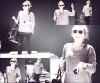 07/05/12 : Miley quittant son cours de Pilate à West Hollywood.