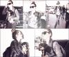 14/05/12 : Miley se rendant à l'aéroport LAX à Los Angeles avec Tish et Mary Jane.