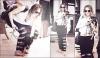 15/05/12 : Miley quittant son hotel à Miami Beach pour se rendre dans un studio.